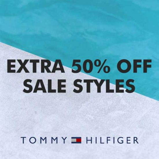 Extra 50% Off Sale Styles with Code