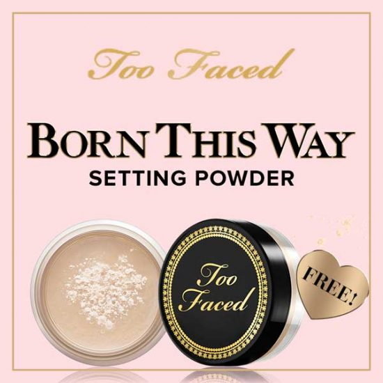 Free Travel Size Born This Way Setting Powder