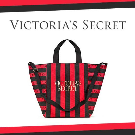 Free Perfect Red Tote With Any Eau de Parfum Purchase