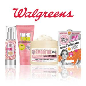 Buy 1 Get 1 50% Off Soap & Glory Skin Care