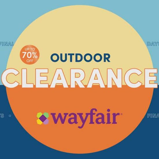 Up to 70% Off Outdoor Clearance