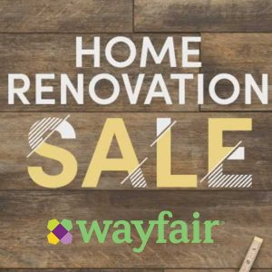 Home Renovation Sale up to 65% Off