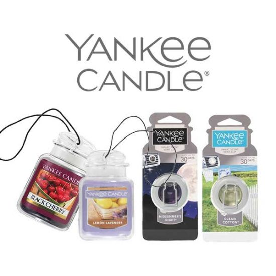 Buy 2, Get 1 Free Car Fragrances