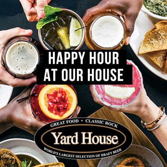 50% Off Select Appetizers, All Pizzas and More