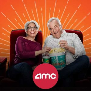 Up to 30% Off Movie Tickets for Seniors