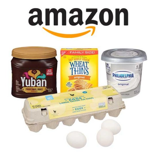 Fresh Grocery Coupons at Amazon