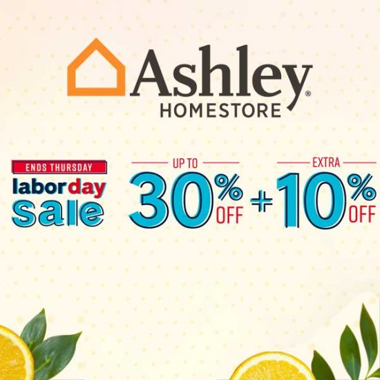 Up to 30% Off in Labor Day Sale + Extra 10% Off w/ Code