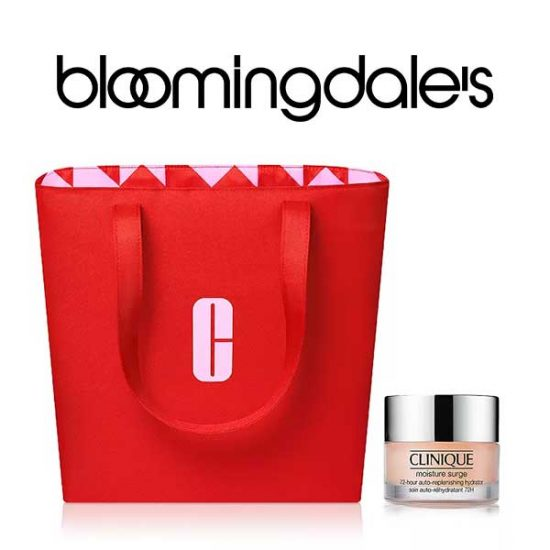 Free Gift Set With Any $75 Clinique Purchase