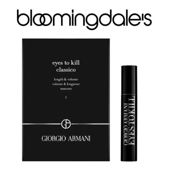 Free Giorgio Armani Gift w/ Any $75 Beauty Purchase