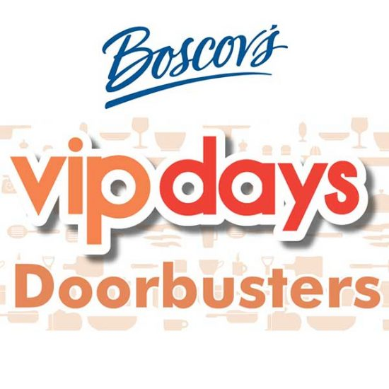 Save on Doorbusters in VIP Days Sale + Free Shipping