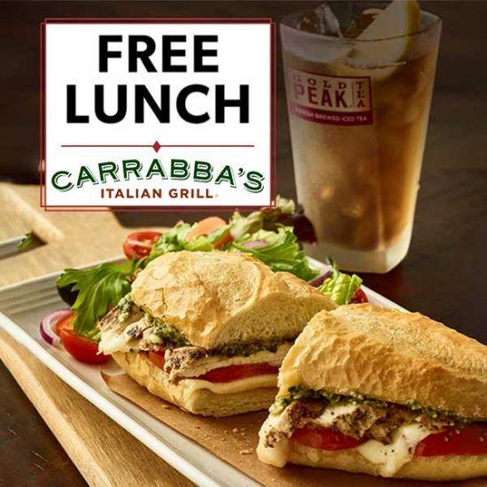 Buy 1, Get 1 Free Lunch Special