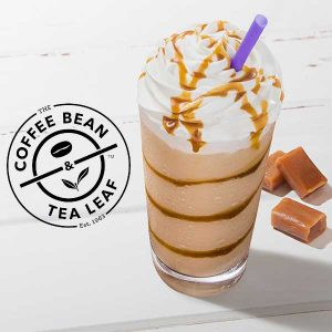 50% Off All Ice Blended Drinks