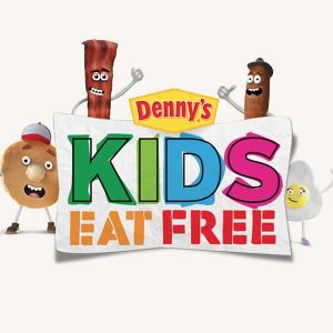 Up to 2 Free Kid's Entrees w/ $6+ Adult Entree Order