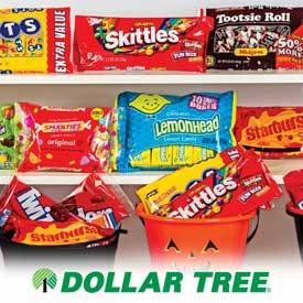 $1 Halloween Candy