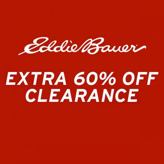 Extra 60% Off Clearance