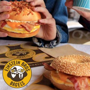 Senior Discount: 10% Off Baker's Dozen Bagels