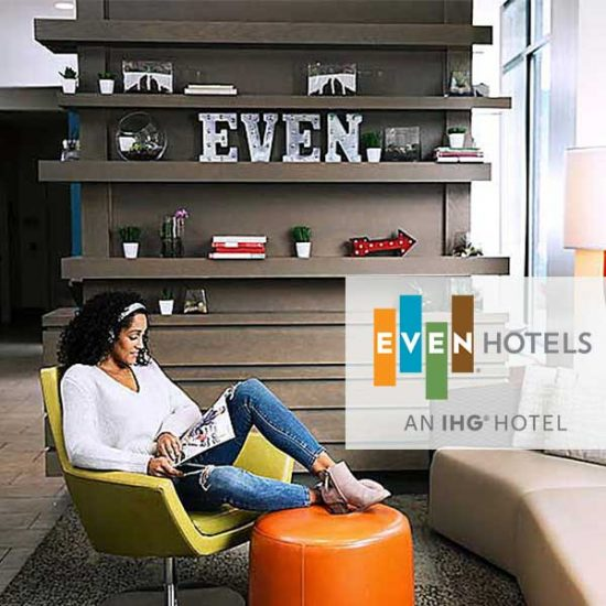 Senior Discounted Rates on Stays at Even Hotels