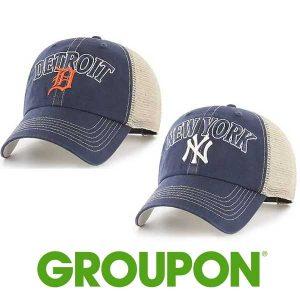 22% Off on MLB Fan Favorite Hats