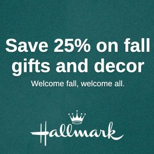 25% Off Fall Gifts And Decor