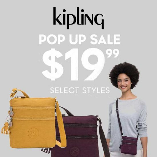 $19.99 Select Items in Pop Up Sale