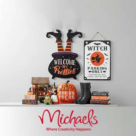 30% Off Halloween Décor Collections