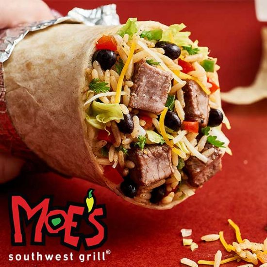 Free Burrito Every Year for Your Birthday