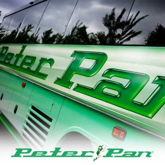 15% Off Adult Rates For Seniors with Peter Pan Bus