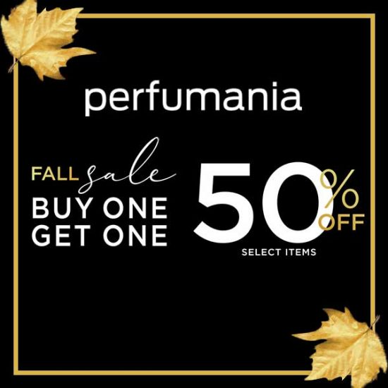 Buy 1, Get 1 50% Off Select Items
