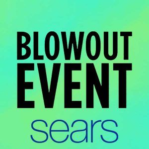 Blowout Event: Spend $100+, Get $15 Cashback