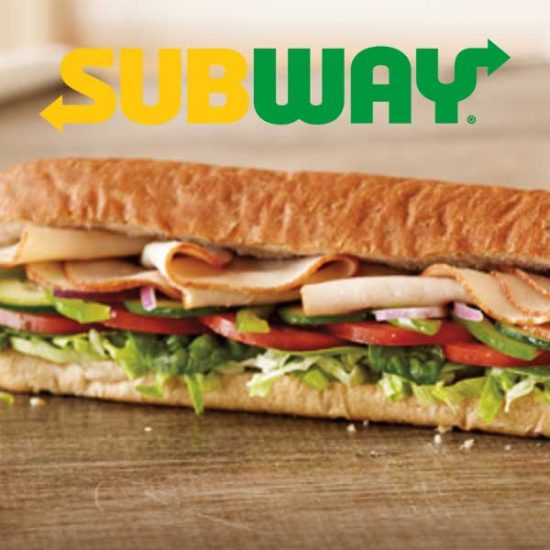 6-Inch Sub for Only $2.99
