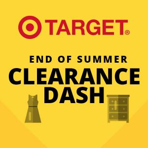 End of Summer Clearance Dash