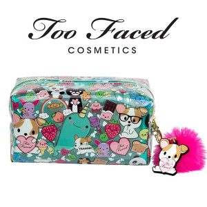 Free Clover Makeup Bag w/ $50 Purchase