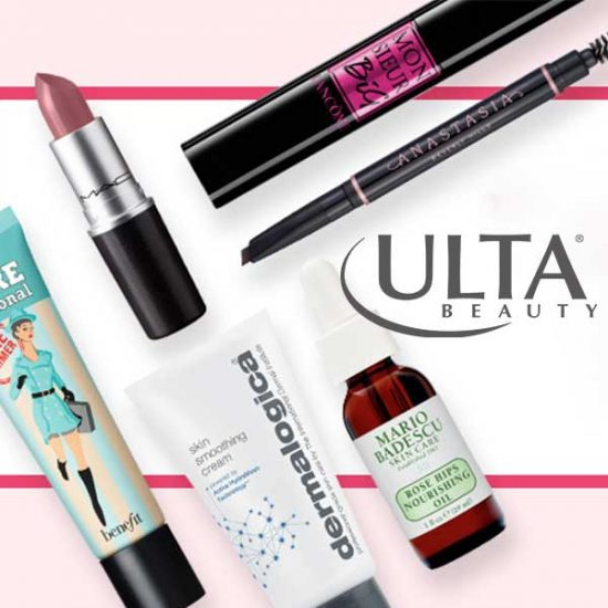 50% Off Beauty Products in 21-Day Daily Beauty Event