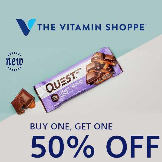 Buy 1, Get 1 50% Off Quest Bar Cases