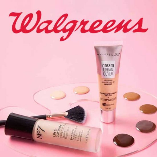 Buy 2, Get 1 Free Cosmetics, Nails & Accessories